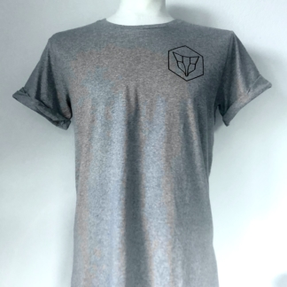 T-Shirt Fuchs Lowpoly