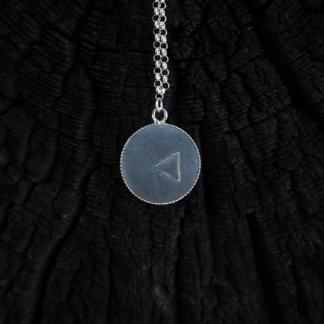 betonkette-dreieck-silber