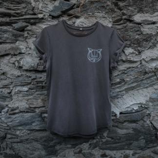 T-Shirt Eule Damen