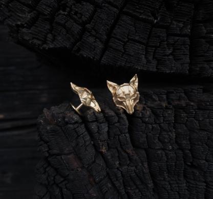 Fuchs Manschettenknöpfe