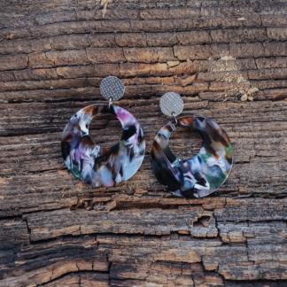 Ohrhänger aquarell