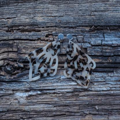 Ohrhänger Ornament