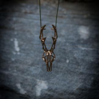 Rehbockkette Mini Bronze
