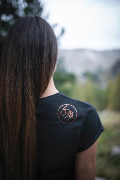T-Shirt Kupferfuchs back